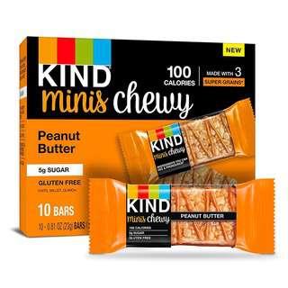 KIND Peanut Butter Chewy Mini Bars