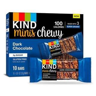 KIND Dark Chocolate Chewy Minis Bar