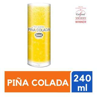 Twisst Mocktail - Pina Colada
