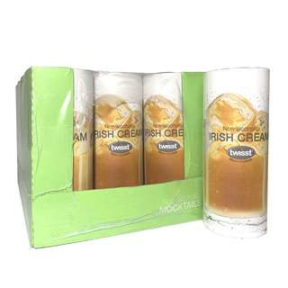 Twisst Mocktail - Irish Cream