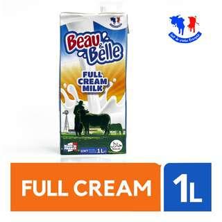 Beau & Belle Full Cream Milk