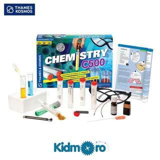 Thames & Kosmos Chemistry C500, STEM Kit