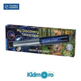 Thames & Kosmos My Discovery Telescope, STEM Kit