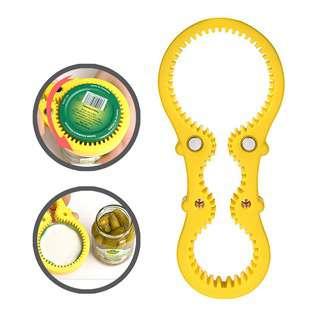 HOUZE Multi-functional Bottle Opener - Yellow