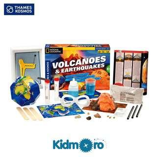 Thames & Kosmos Volcanoes and Earthquakes, STEM Kit
