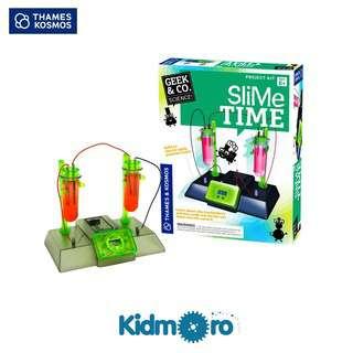 Thames & Kosmos Slime Time, STEM Kit
