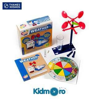 Thames & Kosmos KF Weather Science, STEM Kit