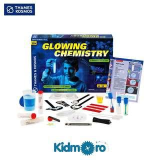 Thames & Kosmos Glowing Chemistry, STEM Kit