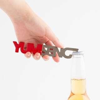 Red Republic Yum Seng Bottle Opener