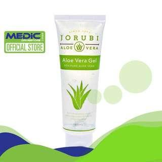 Jorubi Aloe Vera Gel 120ml - By Medic Drugstore