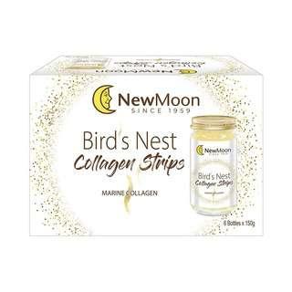New Moon Bird Nest With Collagen Strips