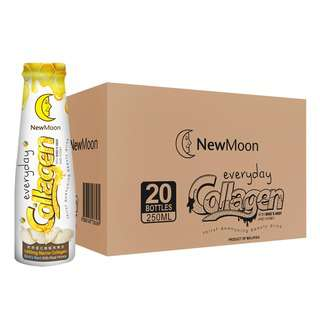 New Moon Everyday Collagen With Bn & Honey Drink