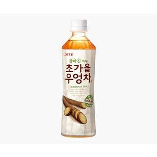Lotte Chilsung Burdock Tea