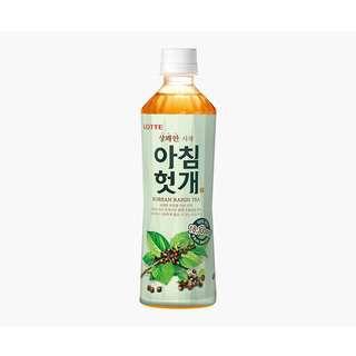 Lotte Chilsung Korean Raisin Tea