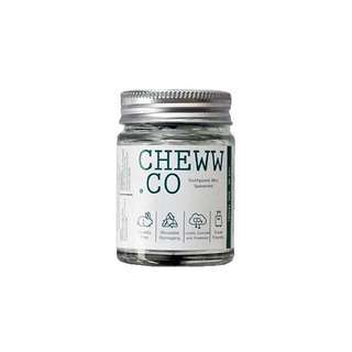 CHEWW.CO Toothpaste Tablets (sea-salt flavor, with fluoride)