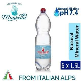Maurella Italy Natural Mineral Water 1500 ml