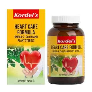 KORDEL'S HEART CARE FORMULA 60S