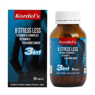 KORDEL'S B STRESS LESS 90S
