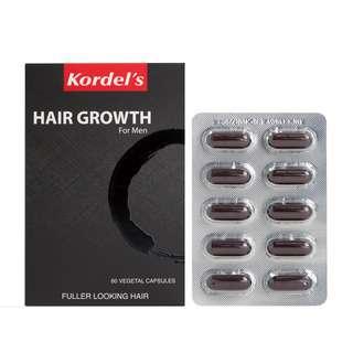 KORDEL'S HAIR GROWTH FOR MEN 60S