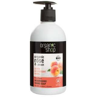 Organic Shop Nourishing Hand Soap