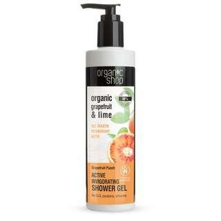 Organic Shop Active Invigorating Shower Gel