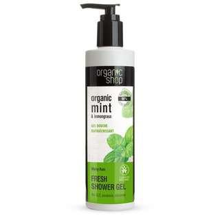 Organic Shop Fresh Shower Gel