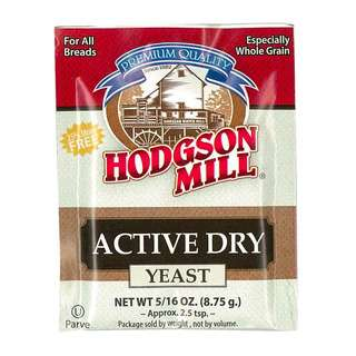 Hodgson Mill Active Dry Yeast Rise Yeast