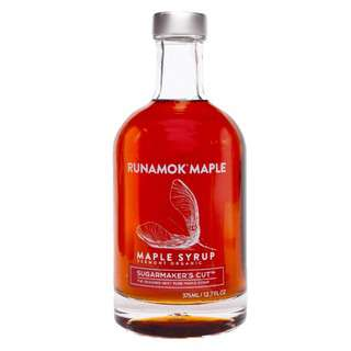 Runamok Sugarmakers Cut Organic Maple Syrup