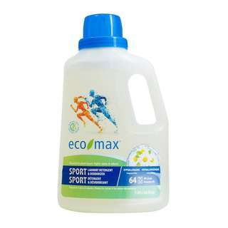 Ecomax Hypoallergenic Sport Laundry Detergent & Deodorizer