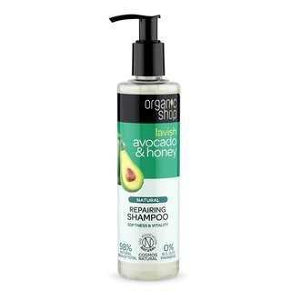 Organic Shop Natural Repairing Shampoo