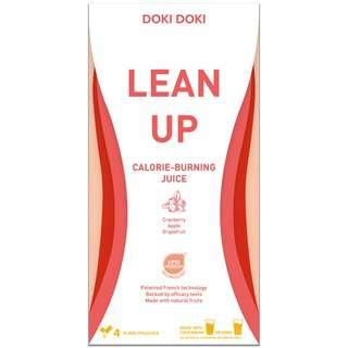 DOKI DOKI LEAN UP Calorie Burning Juice - Cranberry Apple