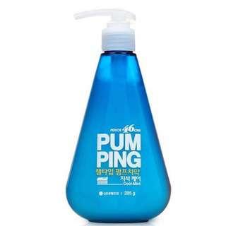PERIOE Pumping Toothpaste Spearmint