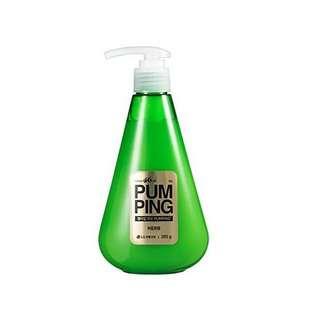 PERIOE Pumping Toothpaste Herb