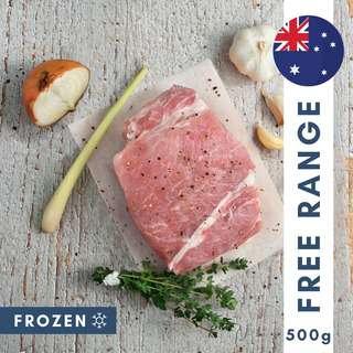 The Meat Club Free Range Pork Shoulder Butt/Collar- Australia
