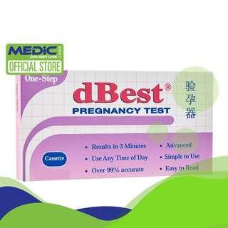 DBEST Pregnancy Test - By Medic Drugstore