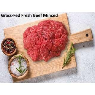 Qmeat Beef Minced  Halal