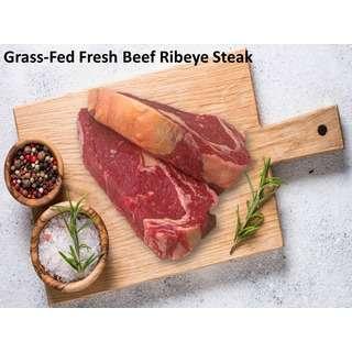 Qmeat Beef Ribeye Halal