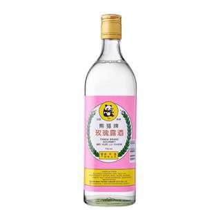 Panda Gourmet Mei Kuei Lu Chiew - Rose Essence Wine