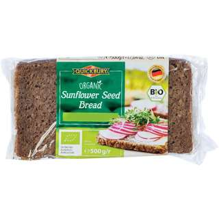 Quickbury Organic Sunflower Seed Bread