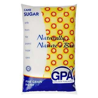 GPA Sugar - 100% Natural Fine Cane Sugar