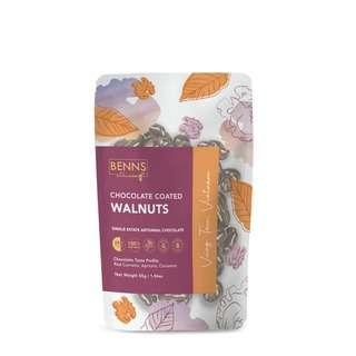 Benns Ethicoa Chocolate Coated Walnuts - Vung Tau