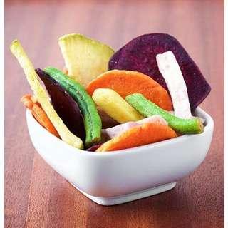 Garden Picks Vegetable Chips Medley