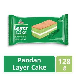 Oriental Layer Cake Pandan Flavour 16gx8s