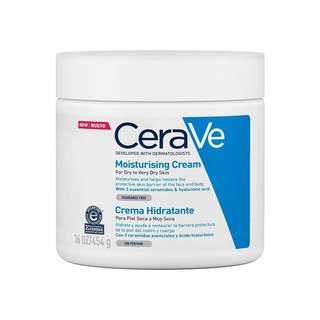 CeraVe Moisturizing Cream for Dry Skin