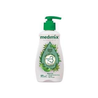 MEDIMIX AYURVEDIC HAND WASH Neem Tulsi Aloe-vera