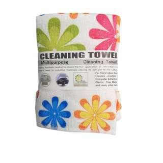 Nomi Japan Multipurpose Microfiber Cleaning Towels Set of 5