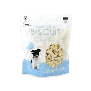 BowWow Milk & Calcium Biscuit