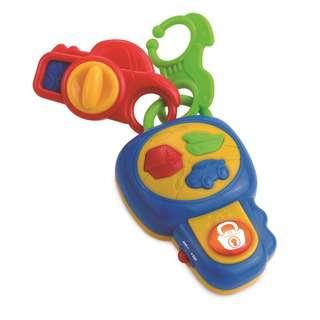Hap-P-Kid Little Learner My First Learning Keys