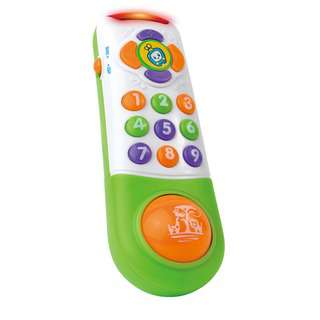 Hap-P-Kid Little Learner My First Kids Remote Control