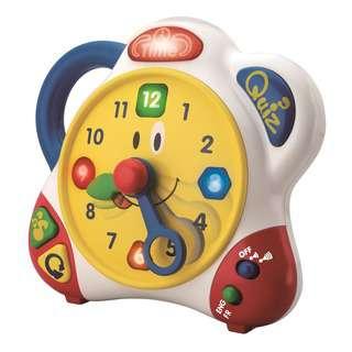 Hap-P-Kid Little Learner Bilingual Learning Clock